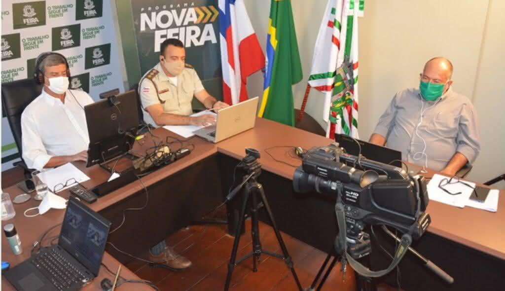 Covid-19: Feira de Santana inicia toque de recolher e medidas restritivas no comércio