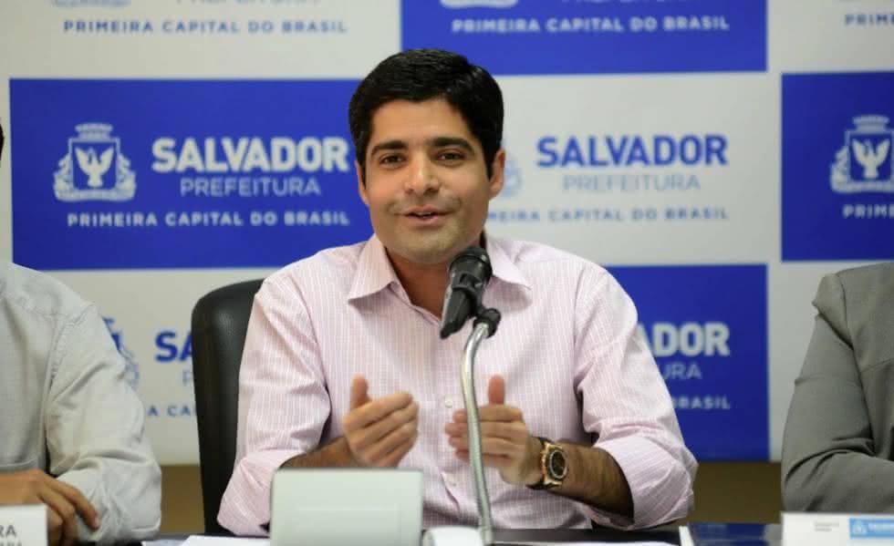 Prefeito de Salvador anuncia previsão da reabertura gradual do comércio na cidade
