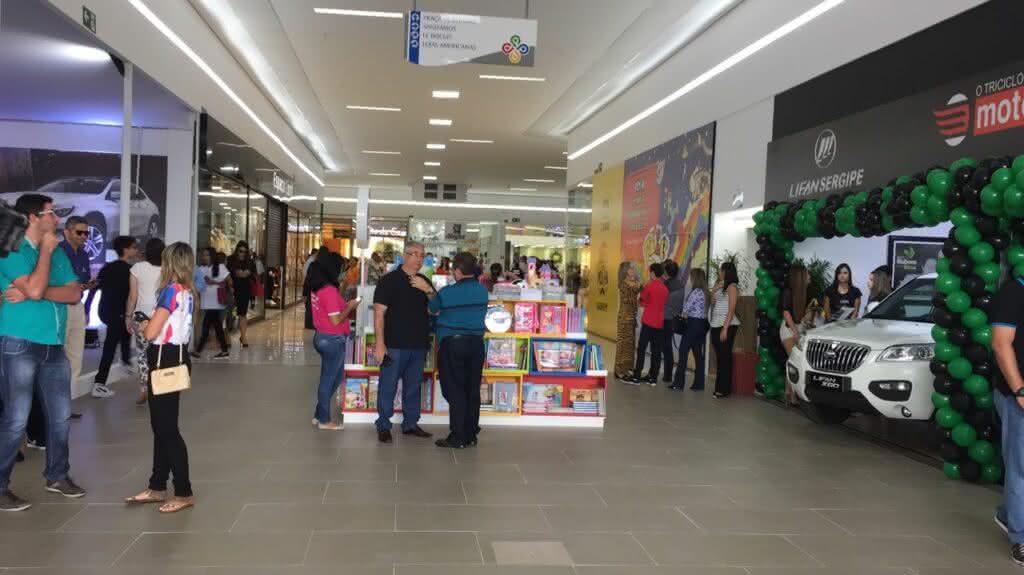 Economia: Lojistas de shoppings e Governo de Sergipe se reúnem para discutir retomada da atividade do setor