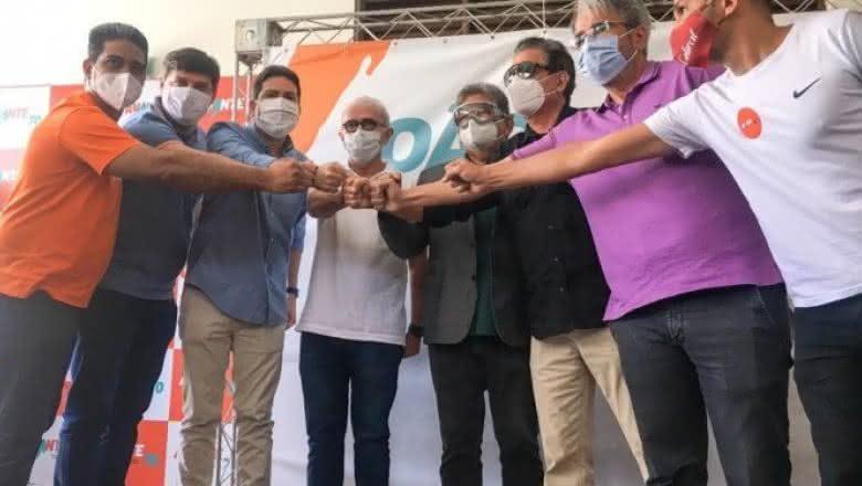 Eleições 2020: Cícero Lucena recebe apoio do partido Avante e segue com a disputa pela prefeitura de João Pessoa-PB