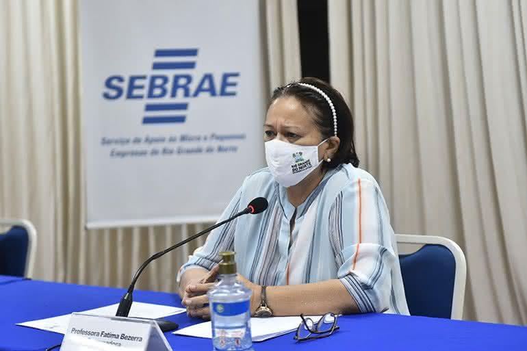 Governadora Fátima Bezerra investe em criação de PL a favor da economia do estado