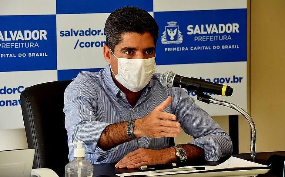 Prefeito de Salvador recua e adia seguimento da 3ª fase
