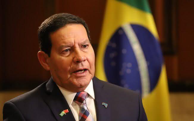 Envio da proposta de reforma administrativa depende da 'vontade política' de Bolsonaro, diz Mourão