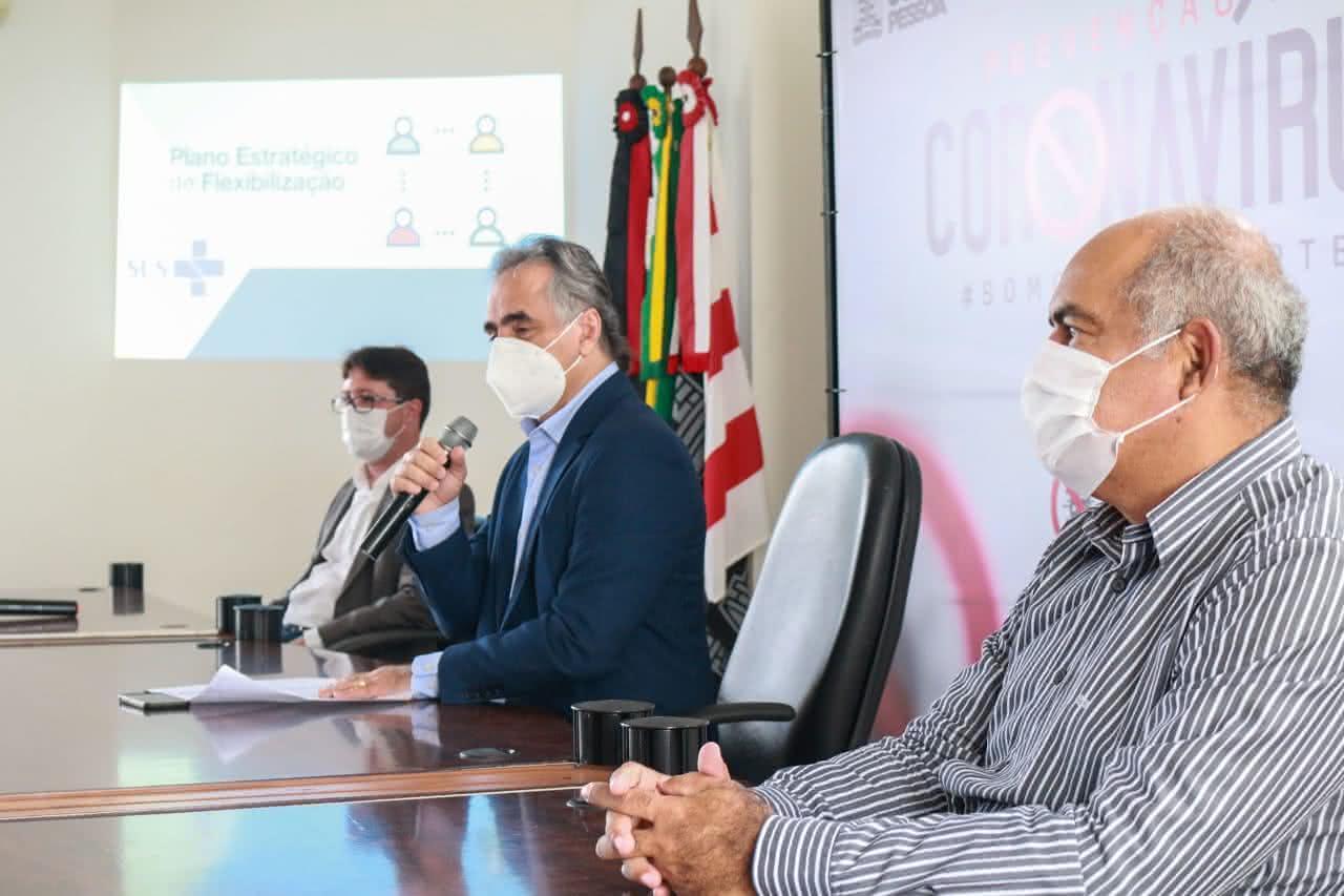 João Pessoa-PB avança em mais uma etapa de flexibilização; praias liberadas e horário do comércio ampliado
