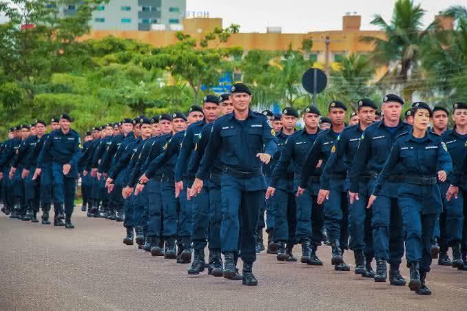 Processo seletivo da Polícia Militar de RR; vagas para professores, monitores e instrutores