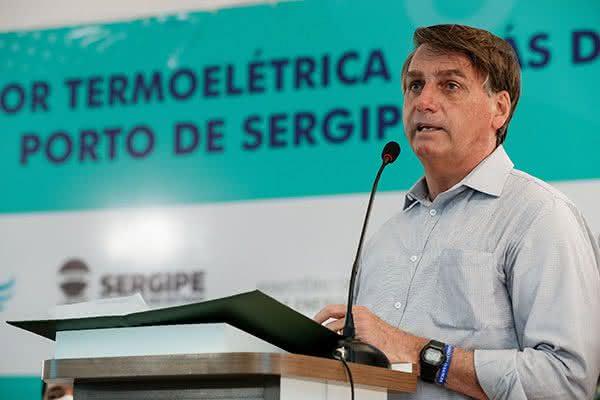 Presidente visitou Sergipe e causou tumulto e aglomeração nesta segunda (17)