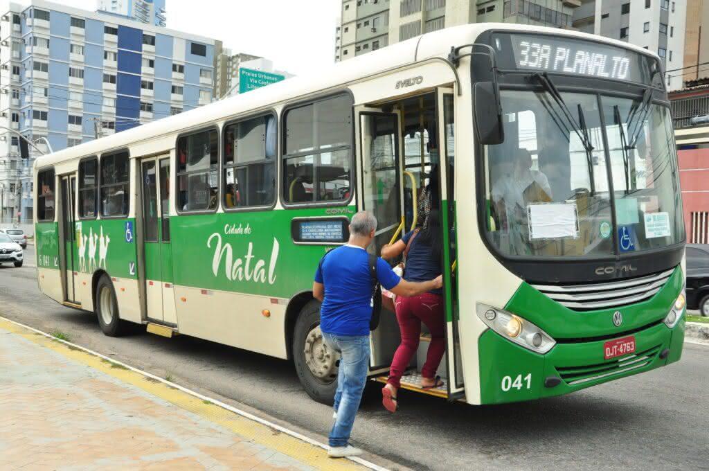 Sistema de Transporte Coletivo Rodoviário Intermunicipal de Passageiros do Rio Grande do Norte
