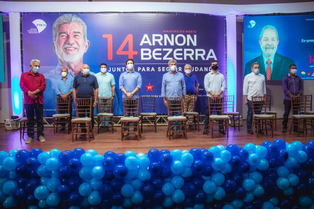 Eleições 2020: Coligação PT-PSL é a nova aposta eleitoral de Juazeiro do Norte - CE