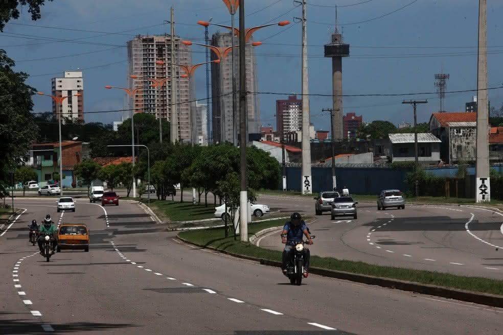Sesan-PA informa interdição da BR-316 pelo prazo de 30 dias; avenida João Paulo II será bloqueada