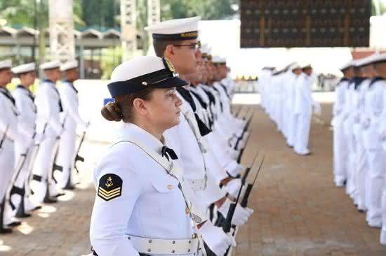 Concurso da Marinha abre 56 vagas para 13 áreas de atuação; confira edital Foto: Facebook/Marinha do Brasil)