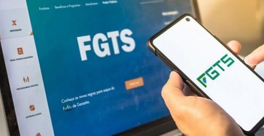 Saiu mais uma parcela do FGTS emergencial; Veja QUANDO você vai receber! (Foto: Reprodução/Google)