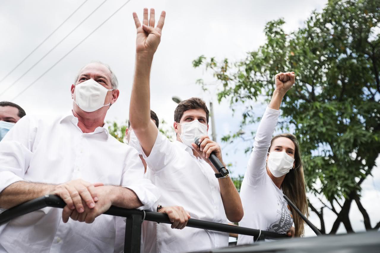 Eleições 2020: Em Recife, Ciro e Marina buscam turbinar campanha de João Campos - O NORTE
