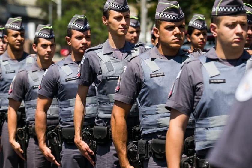 Concurso 2021 da Polícia Militar de São Paulo lança edital com 2,7 MIL vagas