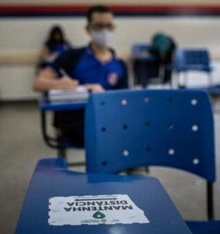 Escolas de Manas AM retomam as aulas 100% integrais em 23 de agosto