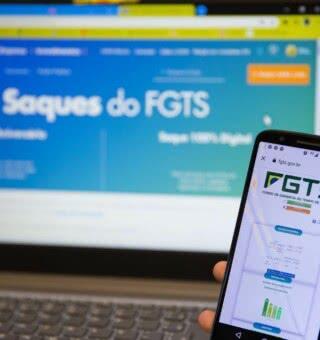 Lucro do FGTS vai ser repassado aos trabalhadores (Foto: Reprodução Google)