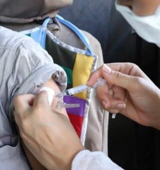 Palmas TO inicia vacinação para maiores de 24 anos nesta segunda (16)