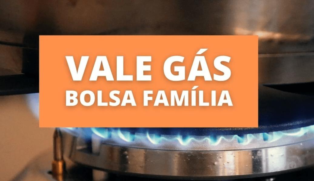 Vale Gás foi anunciado para beneficiários do Bolsa Família; entenda